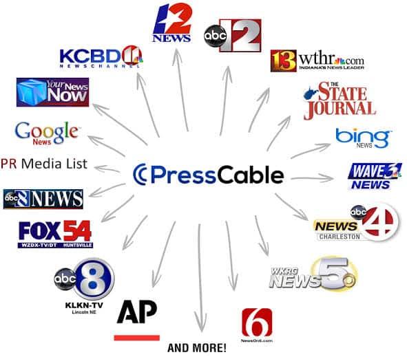 PressCable Network