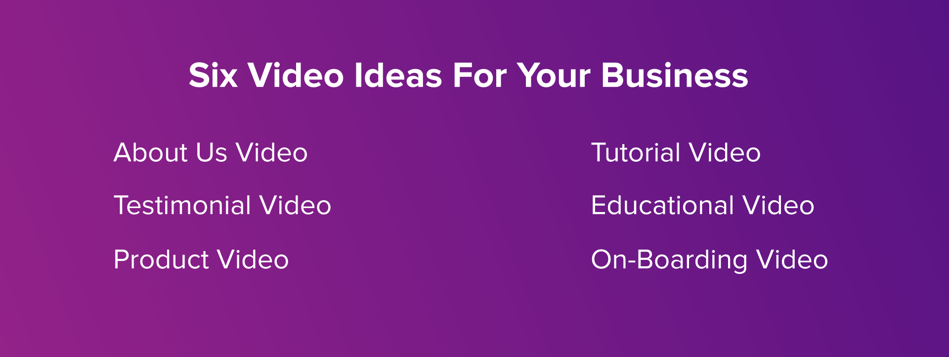 Six ways you can use videos to rank better on search engines like YouTube and Google