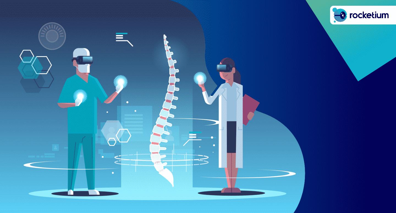 VR in healthtech marketing