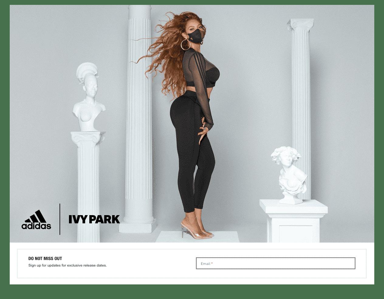 IvyPark-fashion-ecommerce