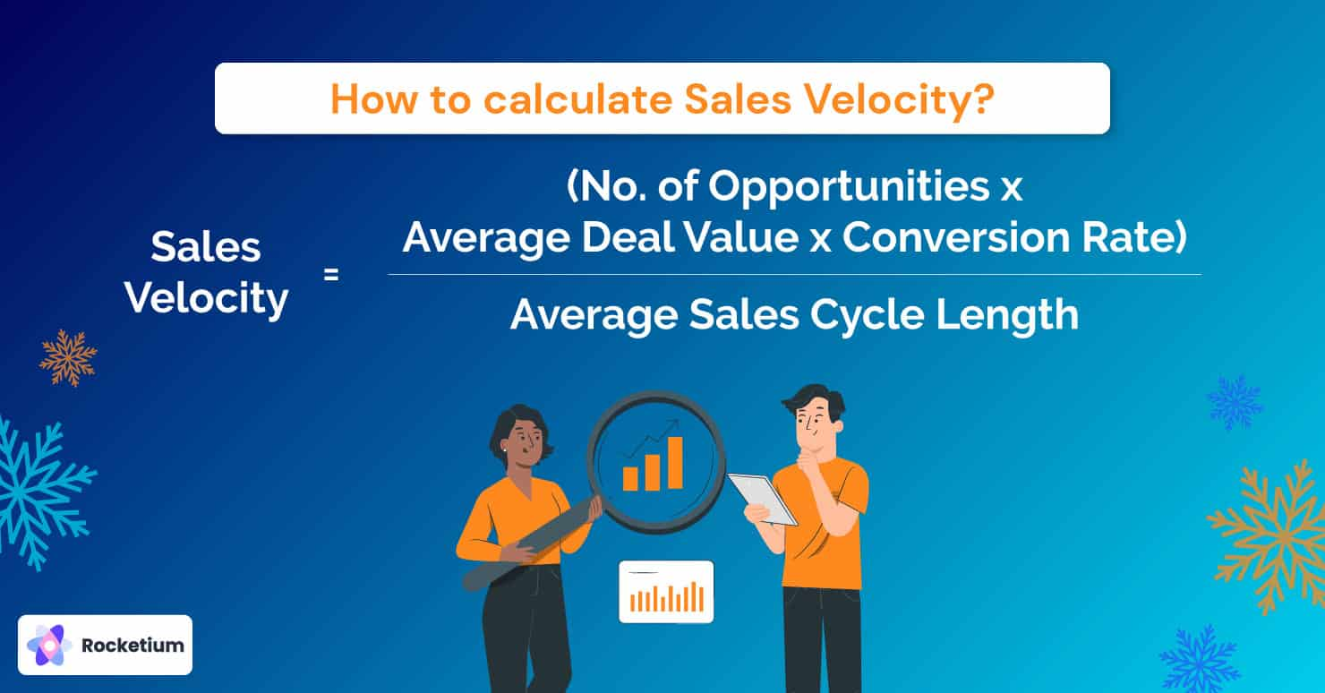 How to calculate sales velocity