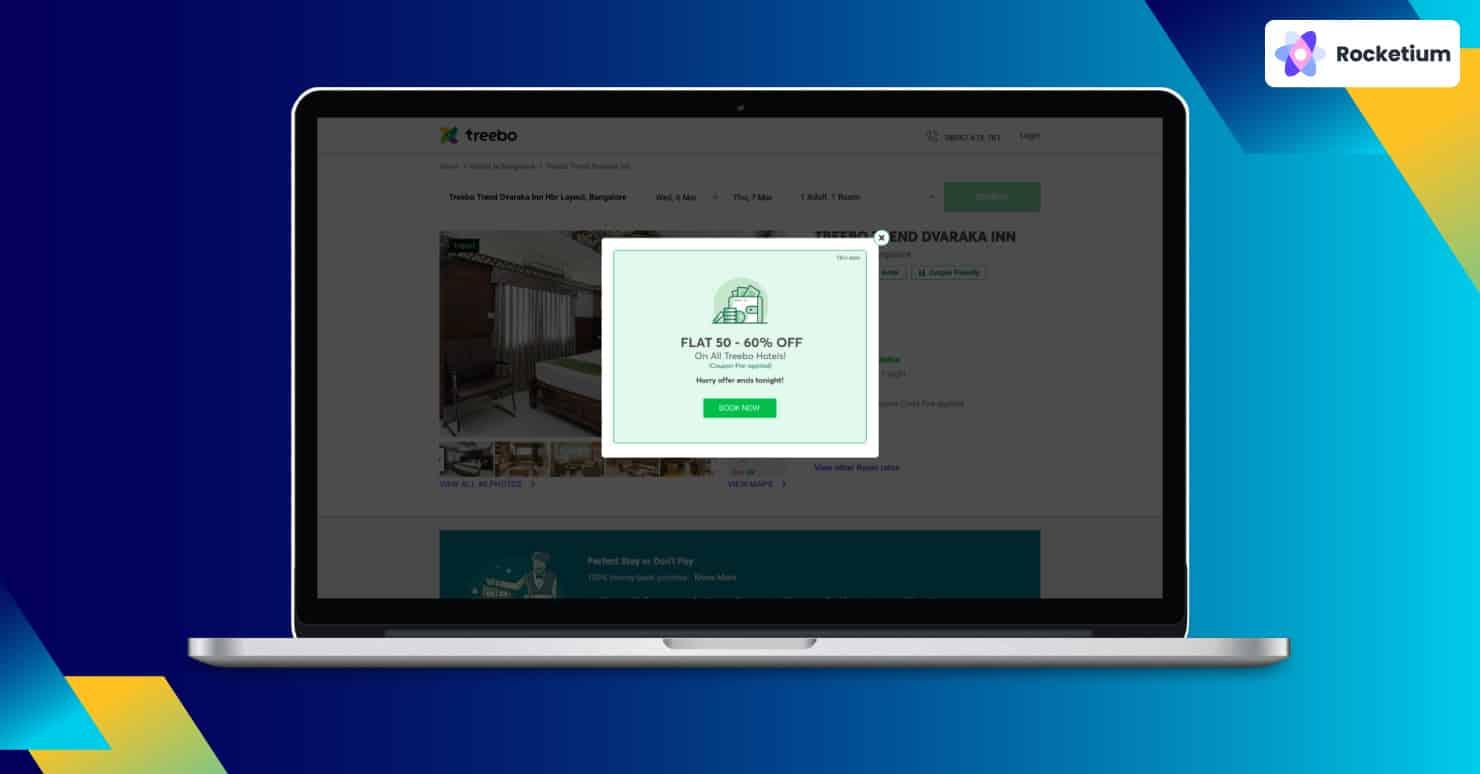 Digital marketing strategy for Travel Agencies: Treebo-Leverage