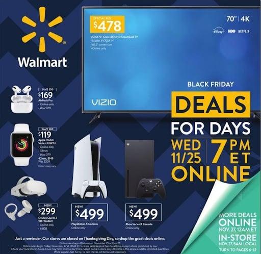 Walmart-Black Friday Deals