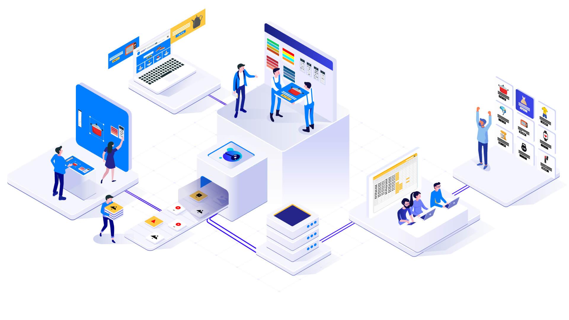 Rocketium Video & Image Automation | API | Custom Workflows
